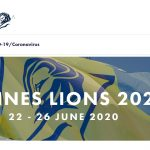Cannes Lions alerta en su web del COVID-19: «priorizamos la seguridad de nuestros delegados».