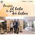 Matronas y Cerveceros de España lanzan #elbebeloquetubebes