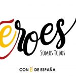 Carlos Martínez-Cabrera, de Keppler 22B, crea plataforma 'Éroes (con E de España) somos Todos'.