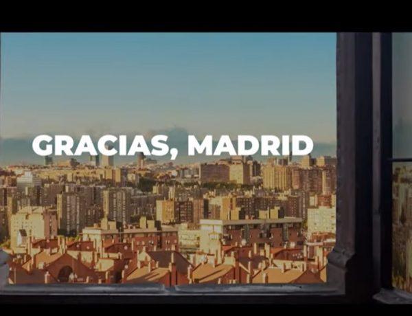 #graciasmadrid, ayuntamiento , cine Callao, aplausos, programapublicidad#graciasmadrid, ayuntamiento , cine Callao, aplausos, programapublicidad