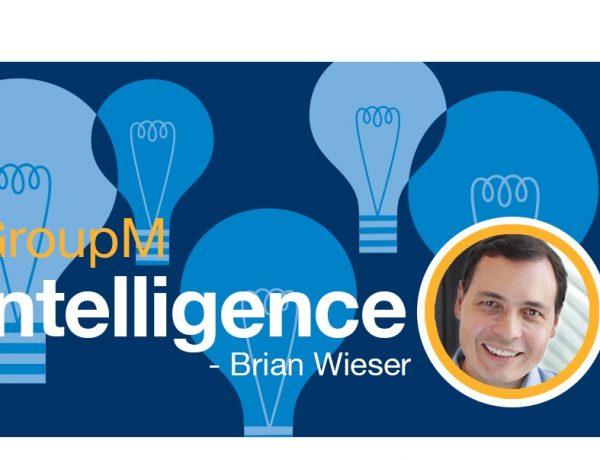 groupM, intelligence, brian wieser, programapublicidad