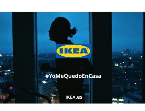 ikea , espacio, hijos, mccann, #Yomequedoencasa , programapublicidad