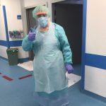 Mildmac, tecnológica española crea viseras protectoras 3D para hospitales.
