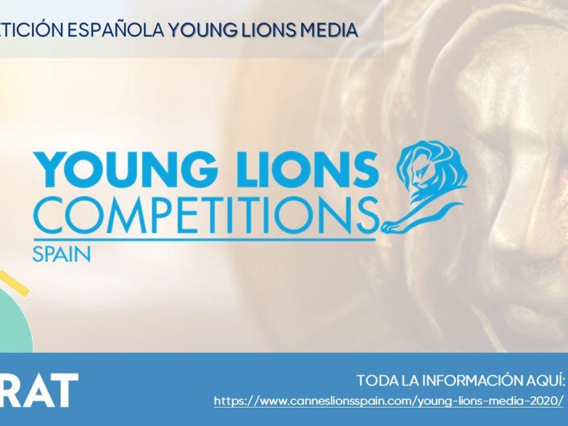 young lions , Cannes Lions, Media , carat, 2020, programapublicidad