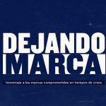 """DMAX lanza """"DEJANDO MARCA"""" a marcas que ayudan a la sociedad y medios."""