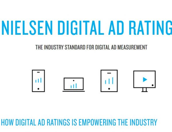 Digital Ad Ratings, nielsen, criteo , programapublicidad