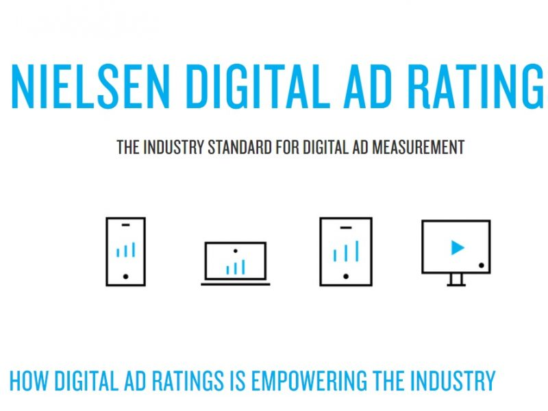 Digital Ad Ratings, nielsen, criteo , programapublicidad