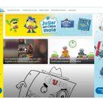 Hasbro y Mediaset España lanzan la iniciativa 'Jugar En Casa Mola' .
