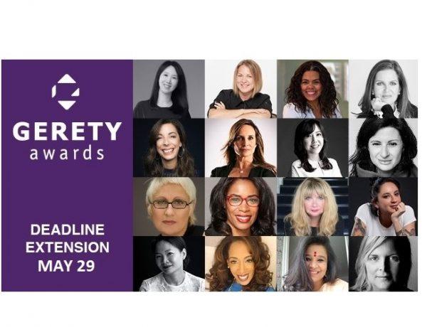 Jurado , Gerety Awards , deadline , extension , no covid ads, programapublicidad