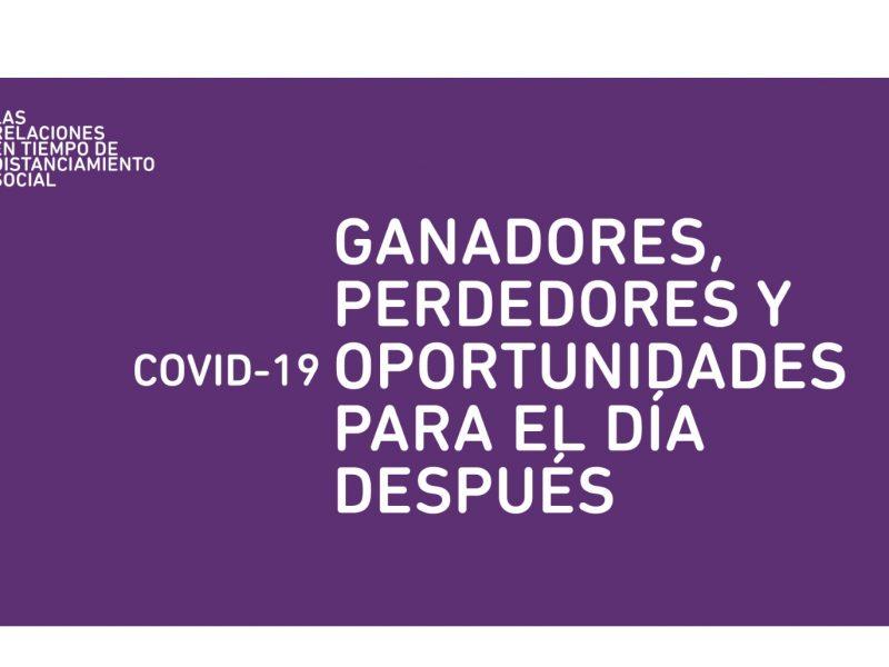 MRM, MCCANN, GANADORES , PERDEDORESM RELACIONES, DISTANCIAMIENTO, programapublicidad