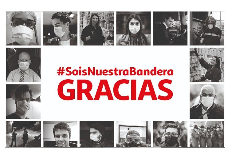 #SoisNuestraBancdera, programapublicidad