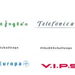 Más de 200 marcas de 20 países se suman a #THE200CHALLENGE contra el contagio.