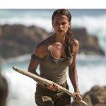 Tomb Raider , La1, lideró finde en la noche del domingo con 3,2 millones y 16,5%