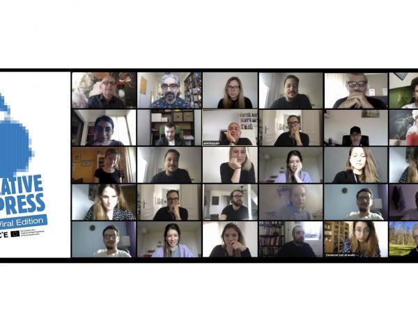 #ViralCreativeExpress ,10 inspiradoras , ideas ,crisis , Covid-19, programapublicidad