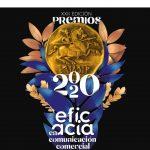 110 casos competirán en los XXII Edición de los Premios Eficacia 2020.
