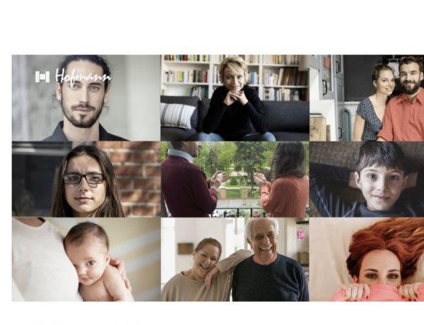 Ymedia, #yomequedoencasa, Hofmann, collage, programapublicidad