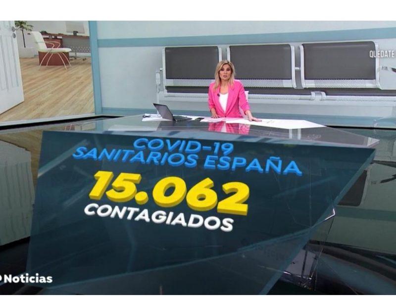 antena3 Noticias 1, sandra Palo, 31 marzo, programapublicidad