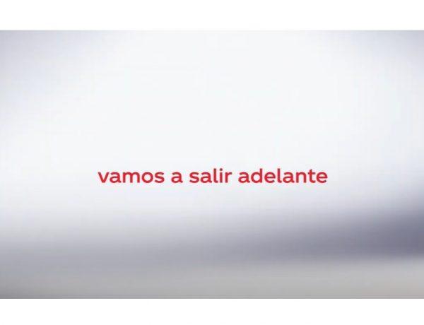 coca-cola, vamos a salir, adelante, #Portodos, programapublicidad