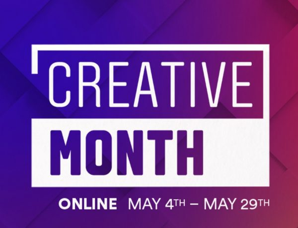 creative month, one show, online, 4 mayo, programapublicidad