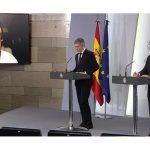 Accidentado estreno de las nuevas Ruedas de Prensa de  Moncloa