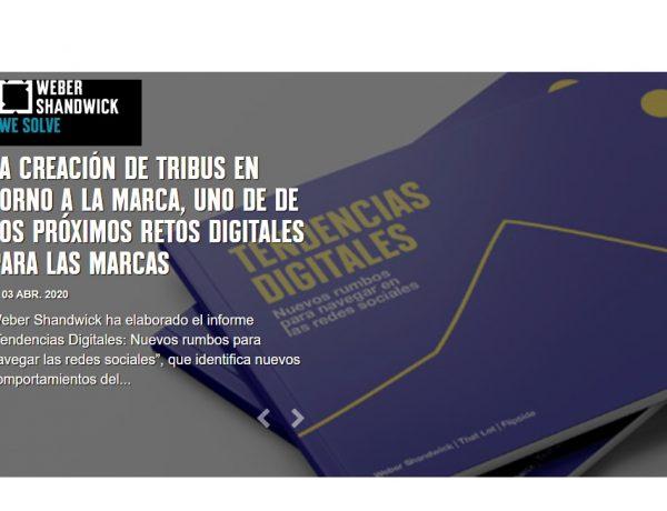 weber tribus, marca, retos digitales, programapublicidad