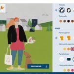 Arena Media y Naturgy crean la aplicación web TransforME para crear tu avatar