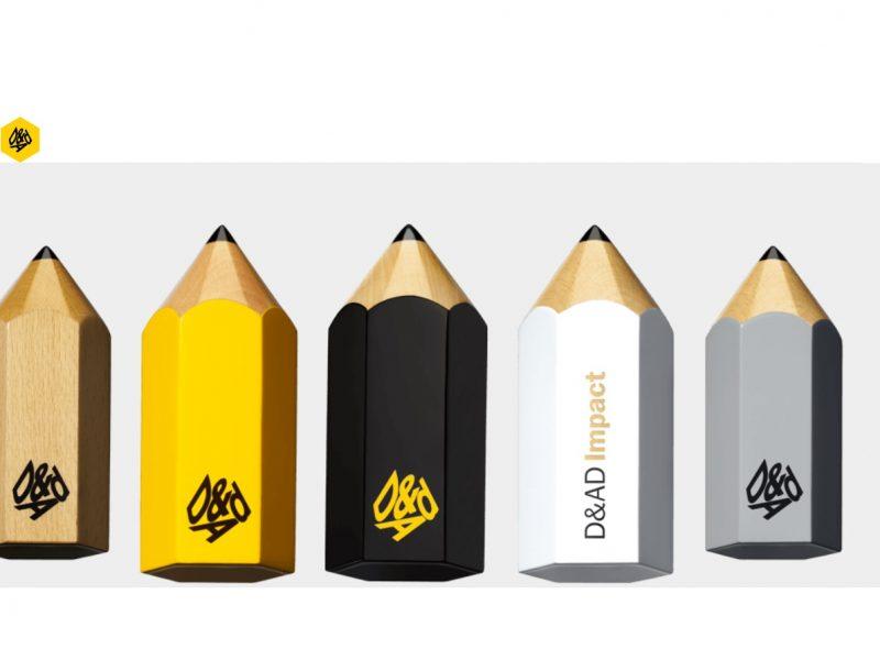 D&AD, awards, logo, pencils, programapublicidad