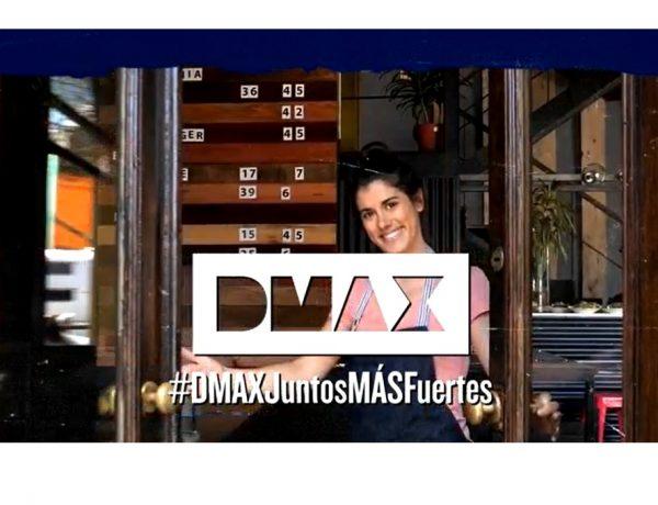 #DMAXJuntosMásFuertes, dmax, programapublicidad
