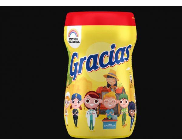 GRACIAS, COLA CAO, programapublicidad