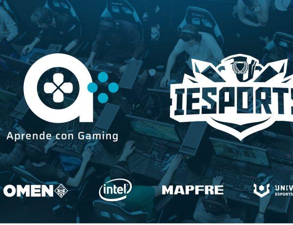 Mapfre, participa , Aprende ,Gaming , esports, programapublicidad
