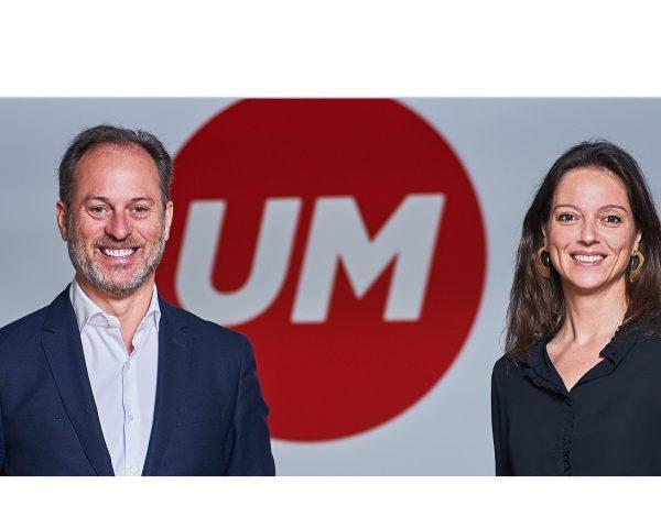 PATRICIA FERNÁNDEZ, NUEVA DIRECTORA GENERAL , UM, David Colomer, CEO , IPG Mediabrands Iberia, programapublicidad