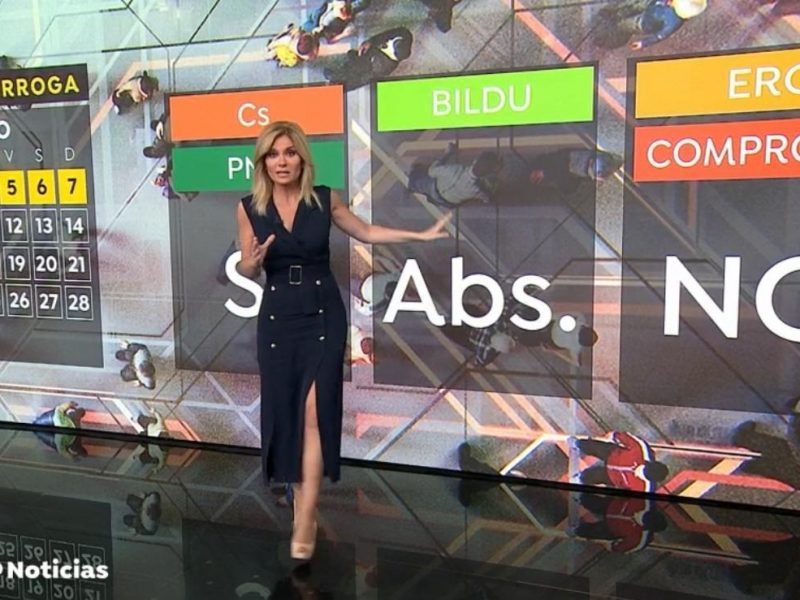 Sandra Palo, Antena 3 Noticias 1, 20 mayo, 2020, programapublicidad