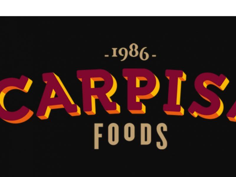 carpisa foood, logo, programapublicidad