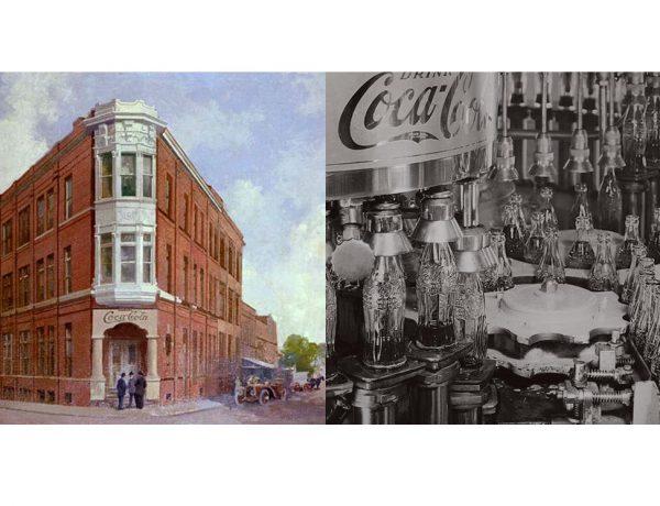 coca-cola, Madrid, 1890-1930, programapublicidad