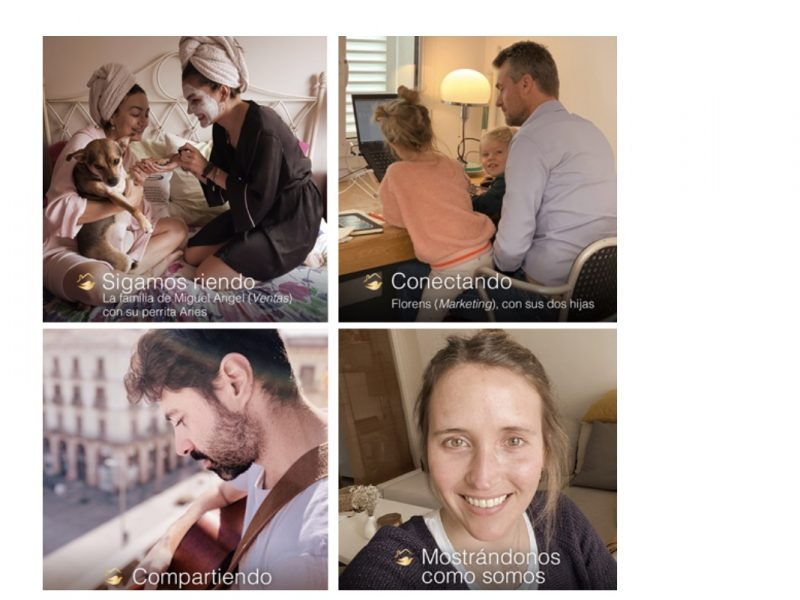 dove, unilever, empleados, compartiendo, casos reales, conectando, programapublicidad