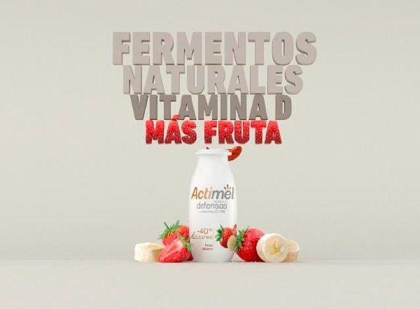 fermentos, naturales, actimel, programapublicidad