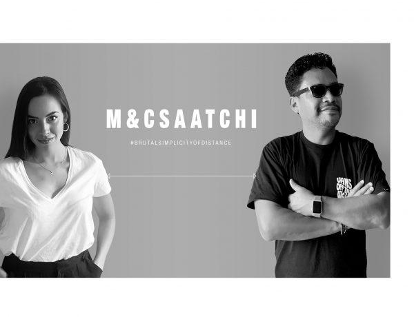 Mario Arcos, UX&UI Design Lead y Alicia Gismera Digital Project M&CSaatchi, programapublicidad