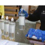 Kantar: 70% españoles creen que guantes y gel hidroalcohólico deberían ofrecerse permanentemente.