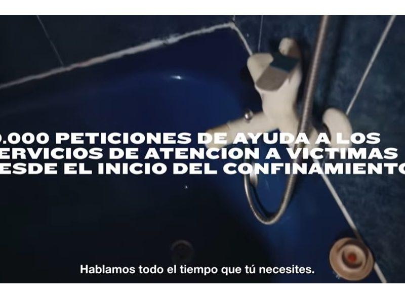 #laviolenciamachistalaparamosunidas, violencia machista, confinamiento, programapublicidad