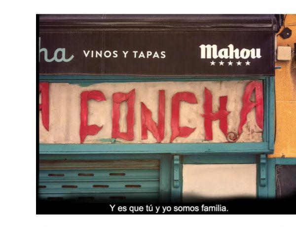 #somosfamilia, mahou, alhambra, bares, programapublicidad