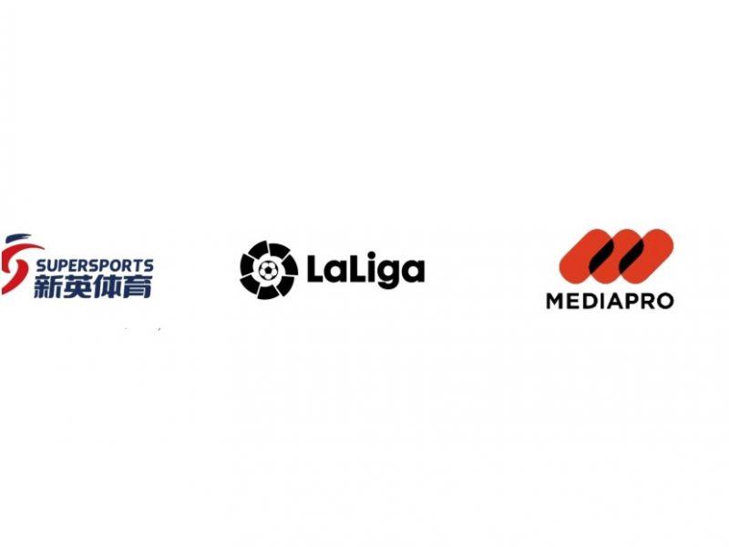 supersports, Laliga, Mediapro, programapublicidad