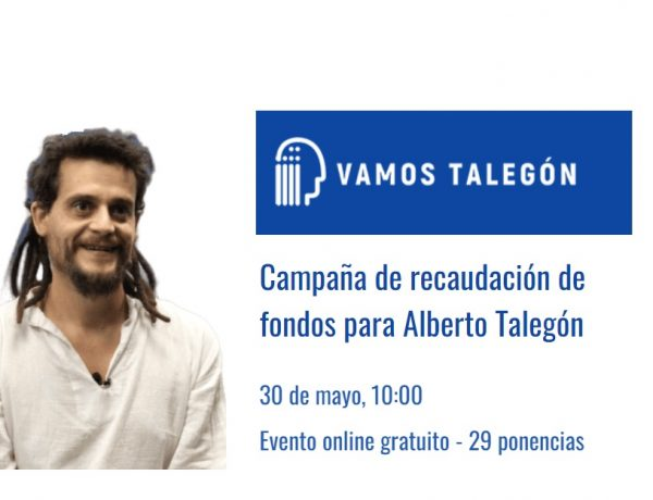 #vamostalegon, alberto talegon, cancer, 30 de mayo, programapublicidad