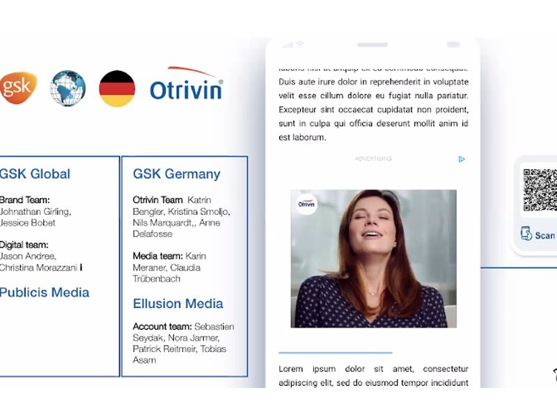 GSK , Otrivin, Best Overall Campaign, I Premios de Consumer Healthcare, creative, Teads , programapublicidad,