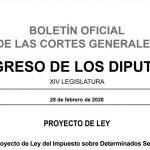 Manifiesto IAB Spain, Adigital, Ametic y Asociación Española de Startup, sobre Impuesto de Servicios Digitales.