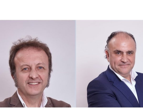 Manuel Hernández, CEO, Francisco Ozores, Brand, Comms ,Marketing & Intelligence , Director , Finetwork, programapublicidad