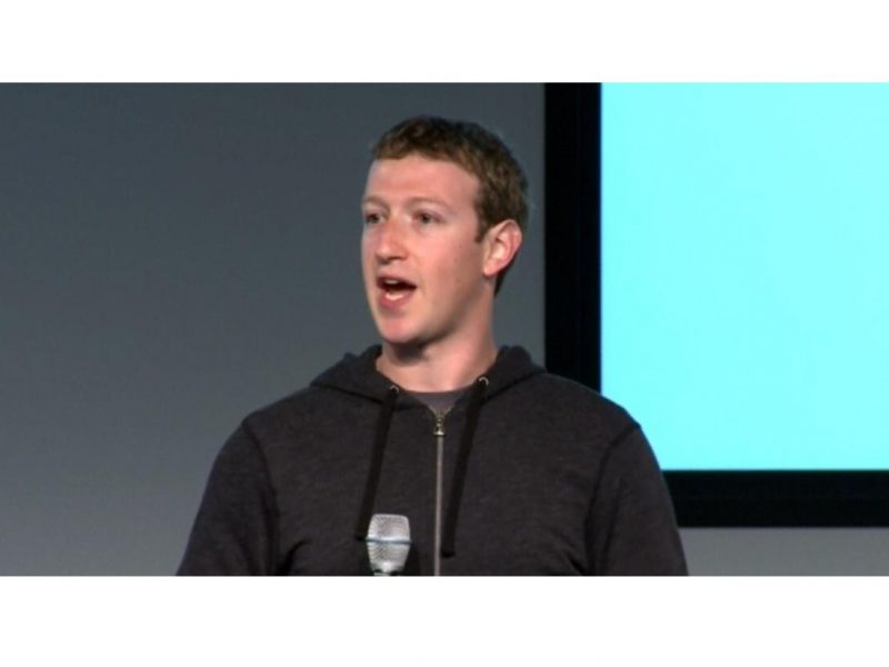 Mark Zuckerberg, facebook, programapublicidad