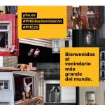 #PHEdesdemibalcon, proyecto fotográfico de Photoespaña con El Laboratorio