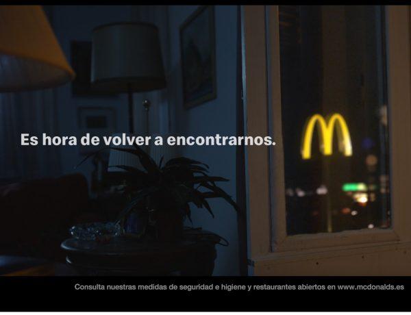 TBWA, España , crea , McDonald's , hora , volver a encontrarnos, programapublicidad