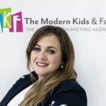 Andrea Gutierrez, directora de desarrollo growth hacker marketing, de TMKF