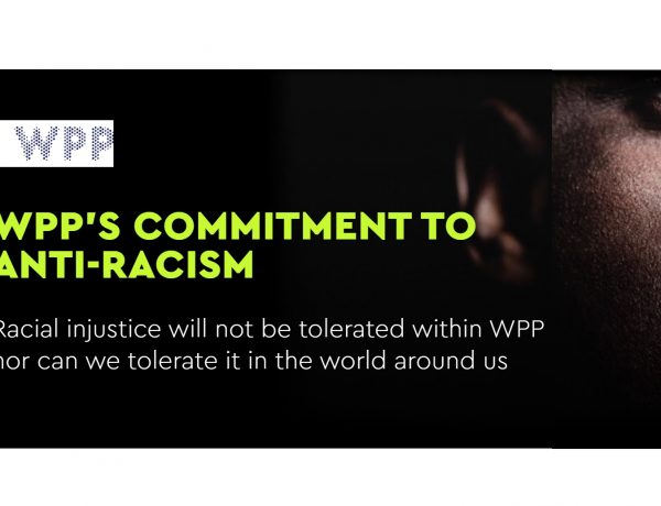 WPP, announced ,commitments , actions , help , combat , racial,programapublicidad